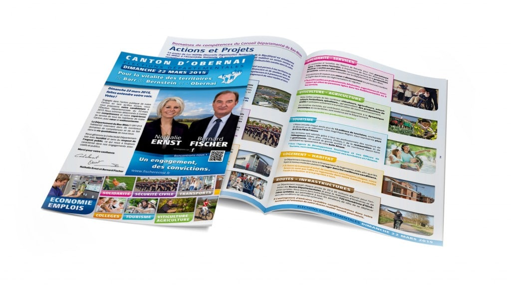 ELECTIONS ERNST-FISCHER - Programme 8 pages