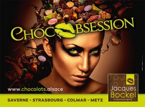CHOCOBSESSION - Campagne affiche 4x3