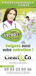 Flyer Professionnels de la Santé