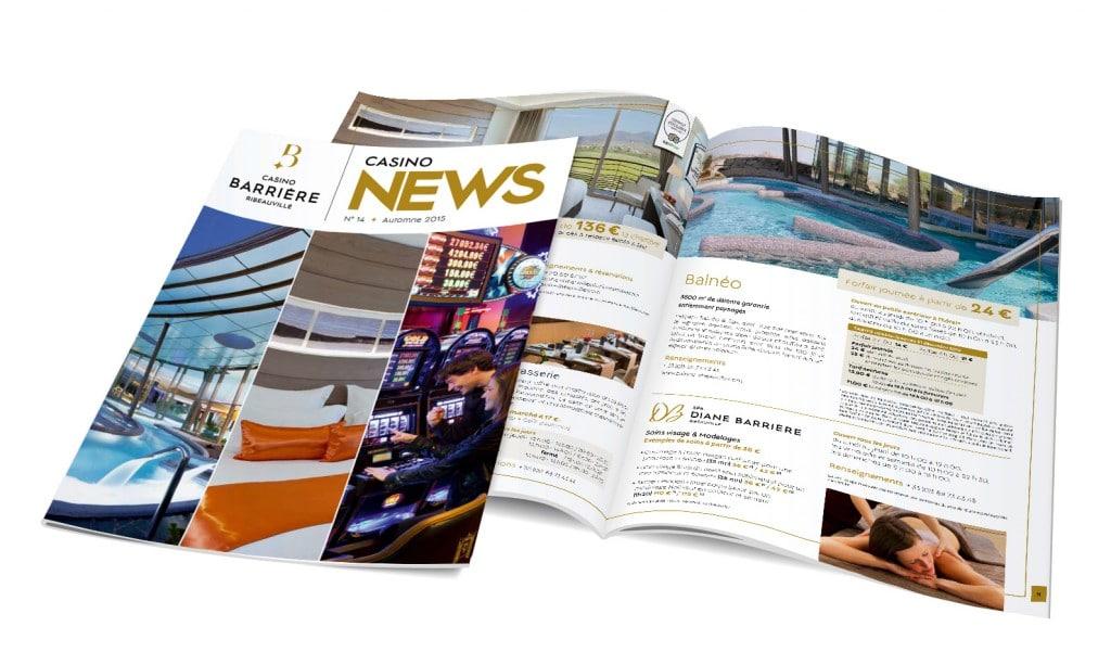 casinonews - Magazine d'informations et d'offres commerciales