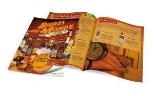 """Catalogue """"Bières du Monde"""""""